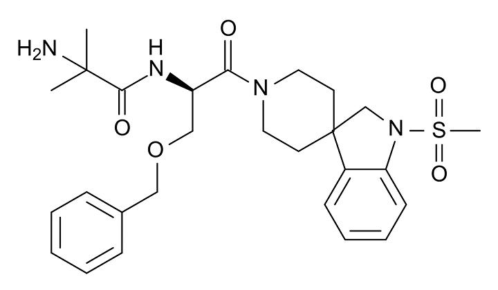 Mk 677 Ibutamoren molecule