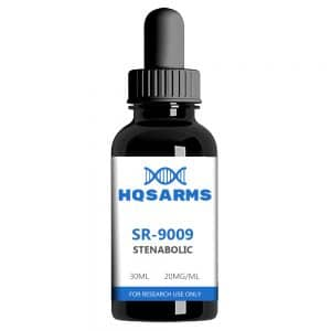 Sr 9009 (Stenabolic) liquid | HQ SARMS