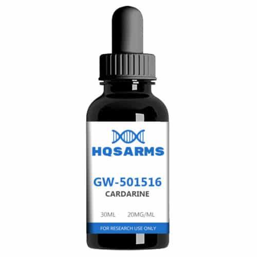 GW 501616 cardarine liquid