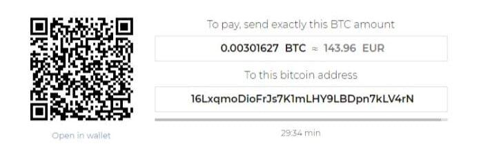 Buy SARMs with Bitcoin