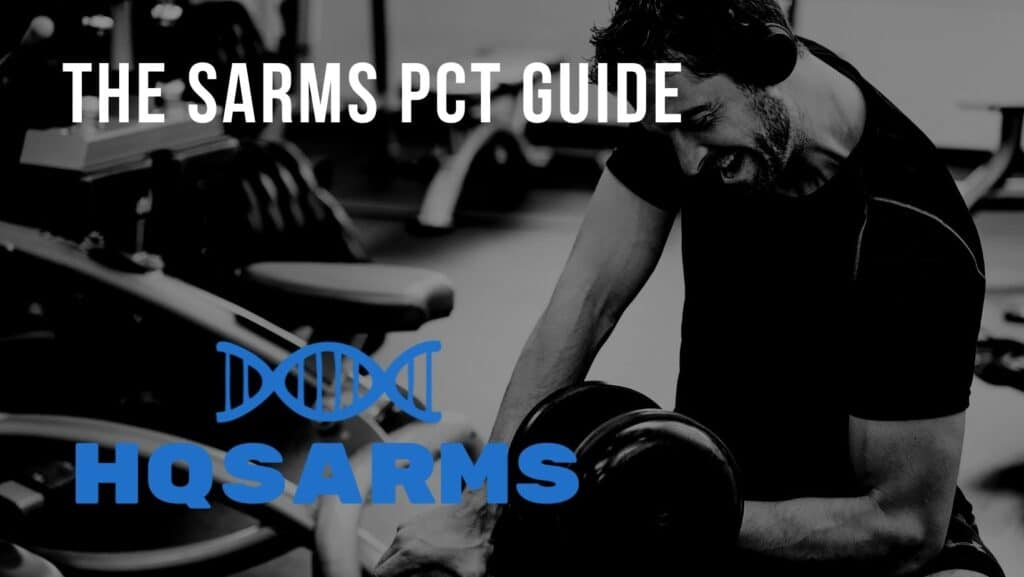 Do I need a PCT for SARMs?